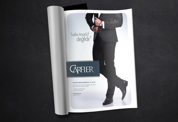 Dergi Reklamı