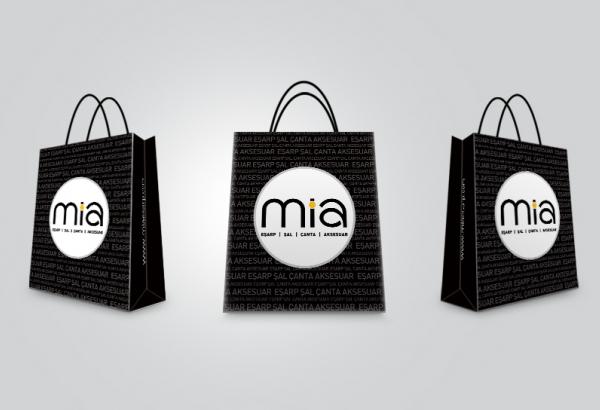 karton Çanta Mia