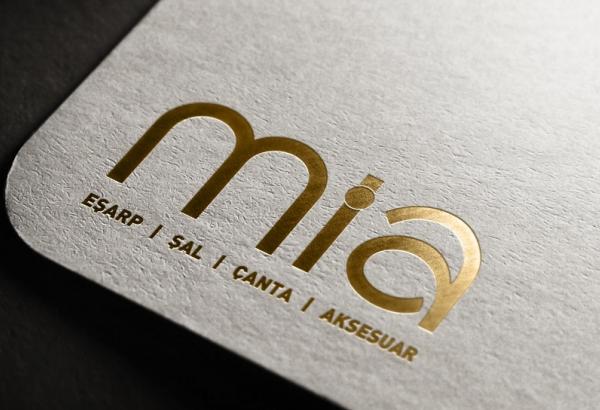 Logo Tasarımı Mia