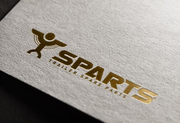 Sparts Logo Tasarımı